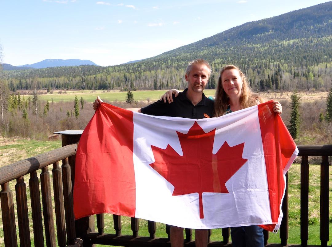 Your hosts Tania & Kurt